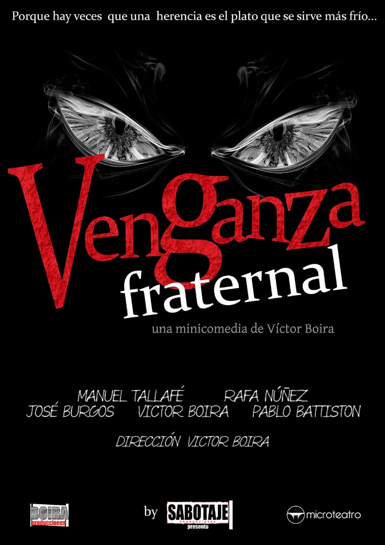 Venganza fraternal - Microteatro
