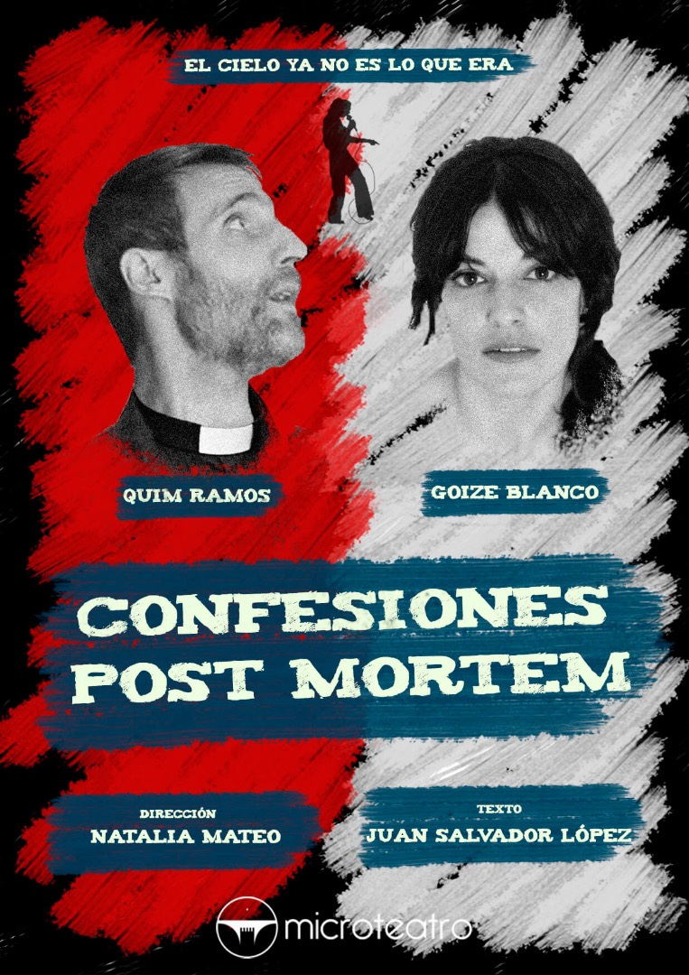 Confesiones post mortem - Microteatro