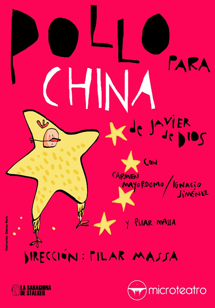 Pollo para China - Microteatro