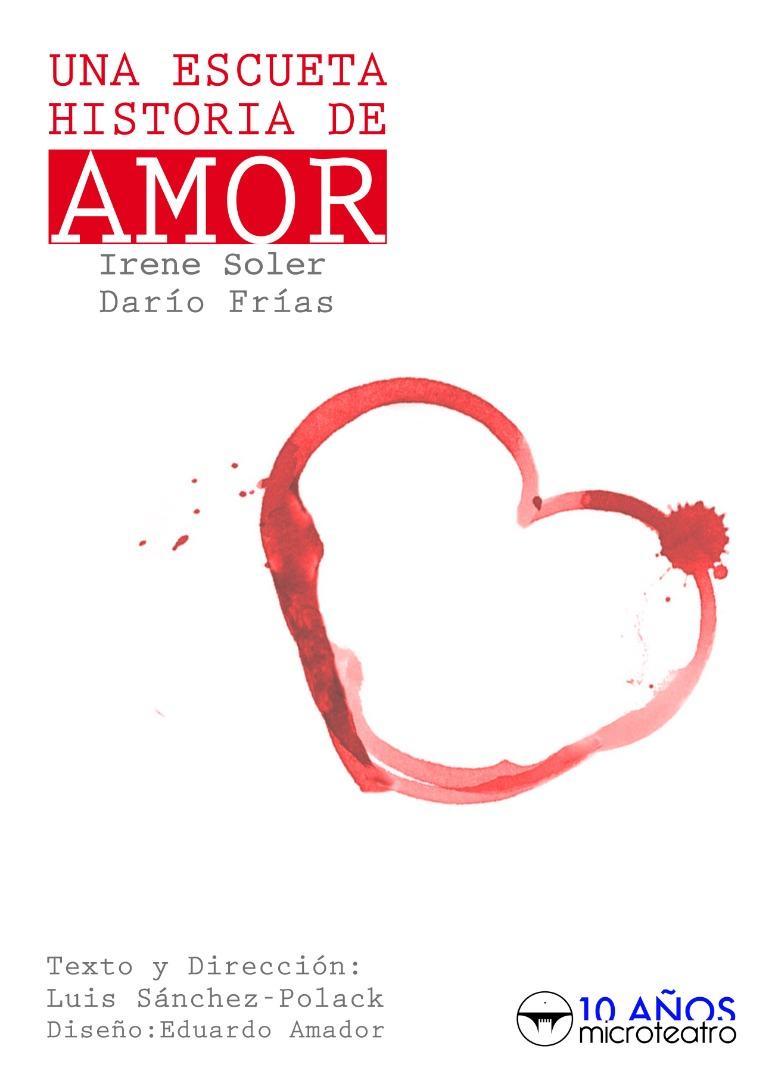 Una escueta historia de amor - Microteatro