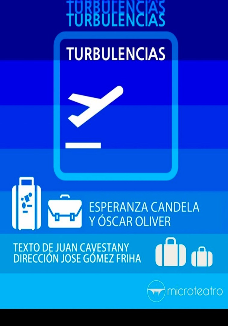 Turbulencias - Microteatro