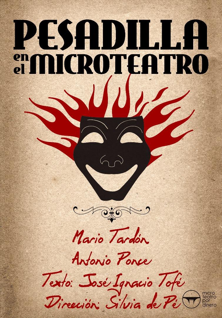 Pesadilla en microteatro - Microteatro