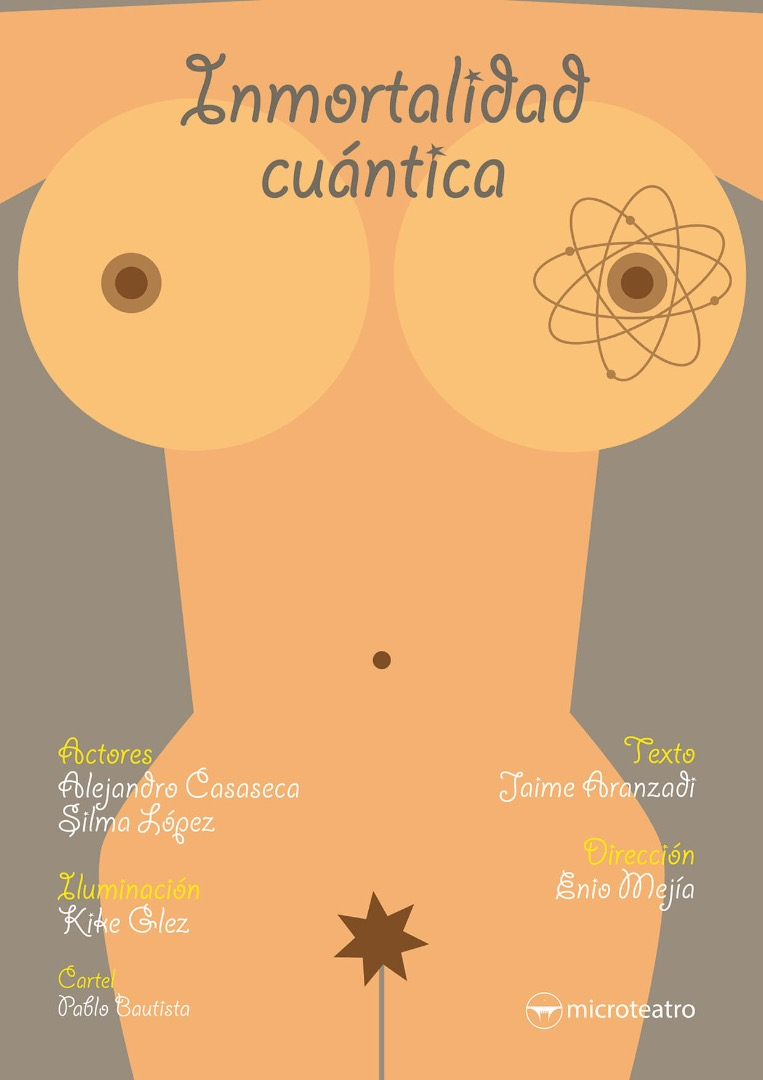 Inmortalidad cuántica - Microteatro