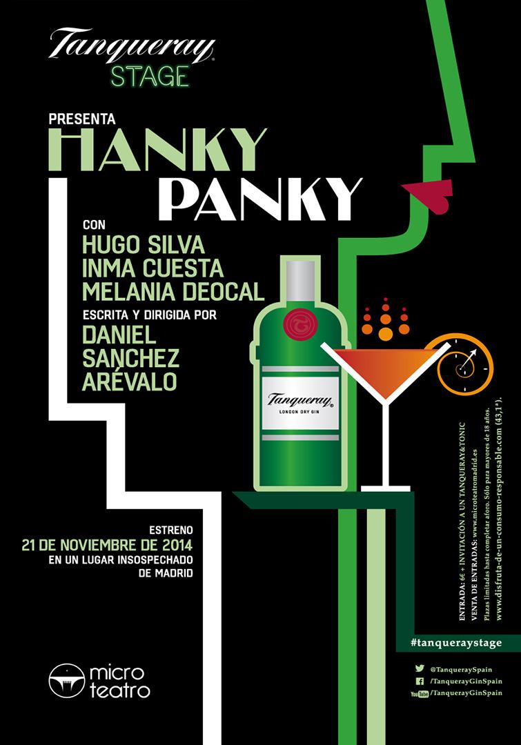 Hanky Panky - Microteatro