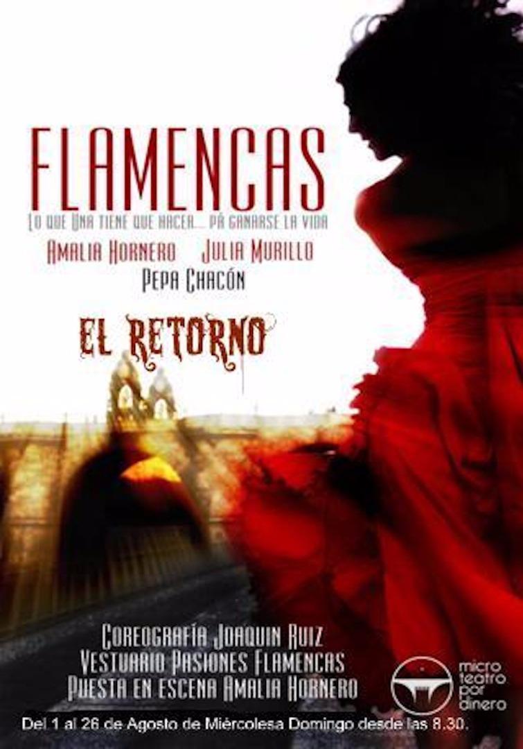 Flamencas - Microteatro