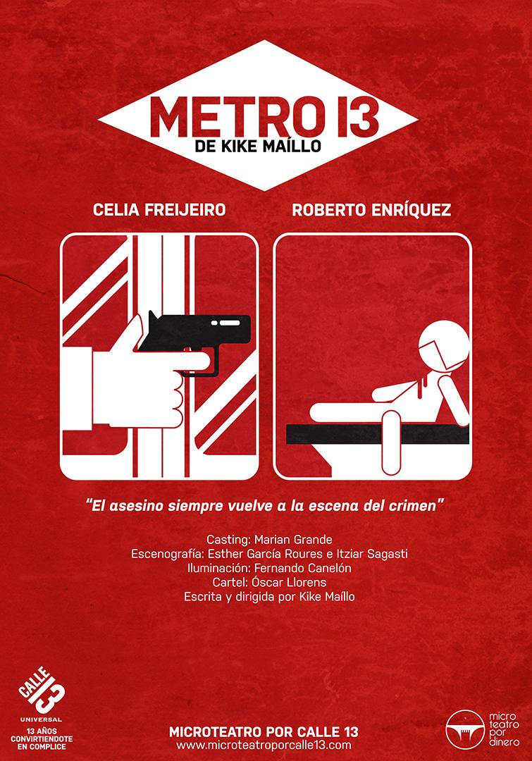 Metro 13 - Microteatro