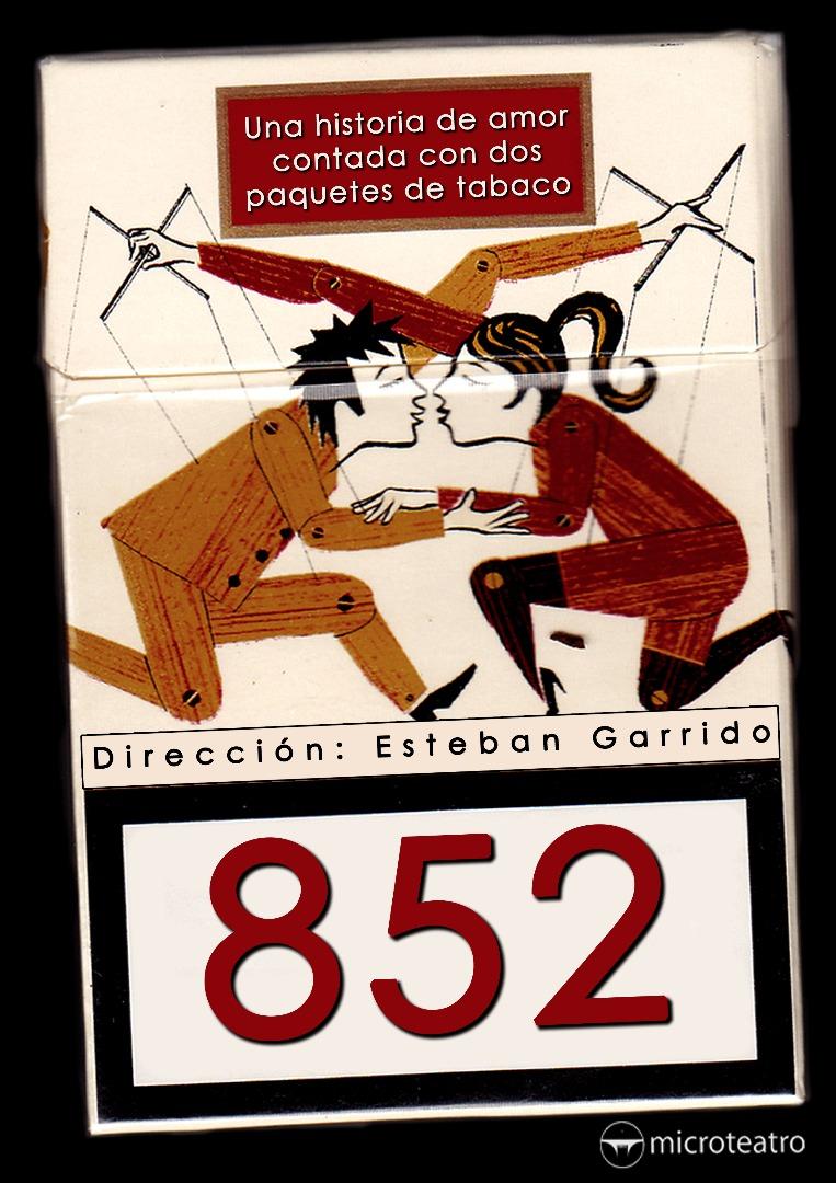 852 - Microteatro