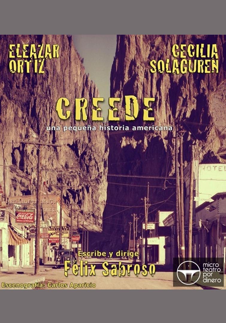 Creede - Microteatro