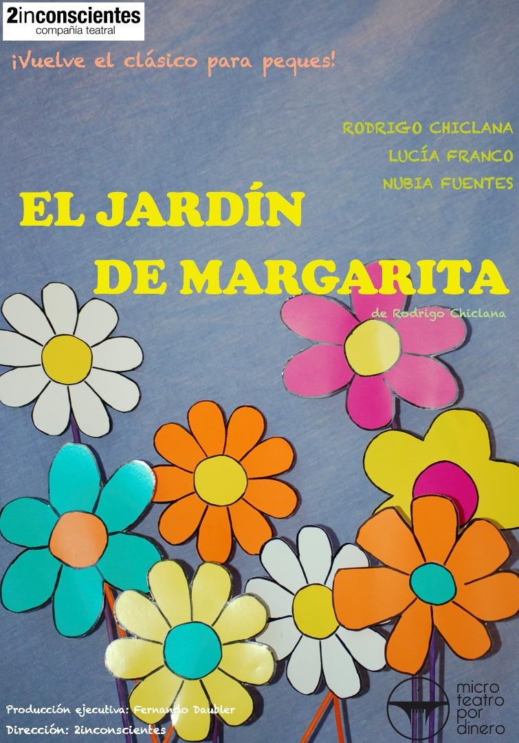 El jardín de Margarita - Microteatro