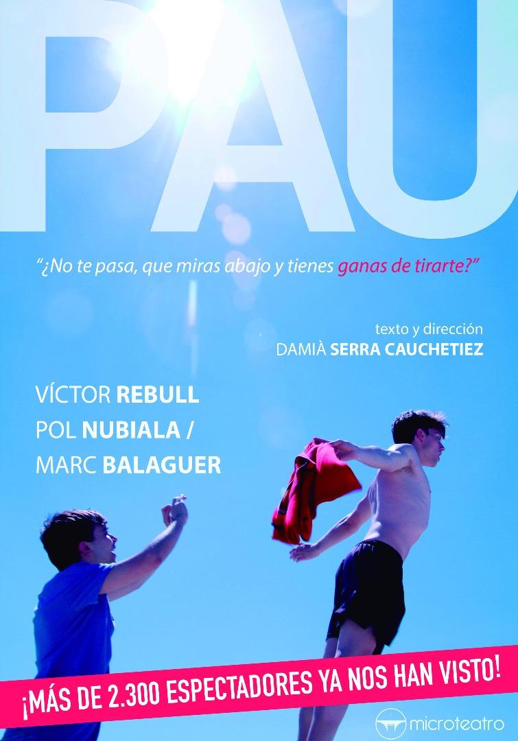 PAU - Microteatro