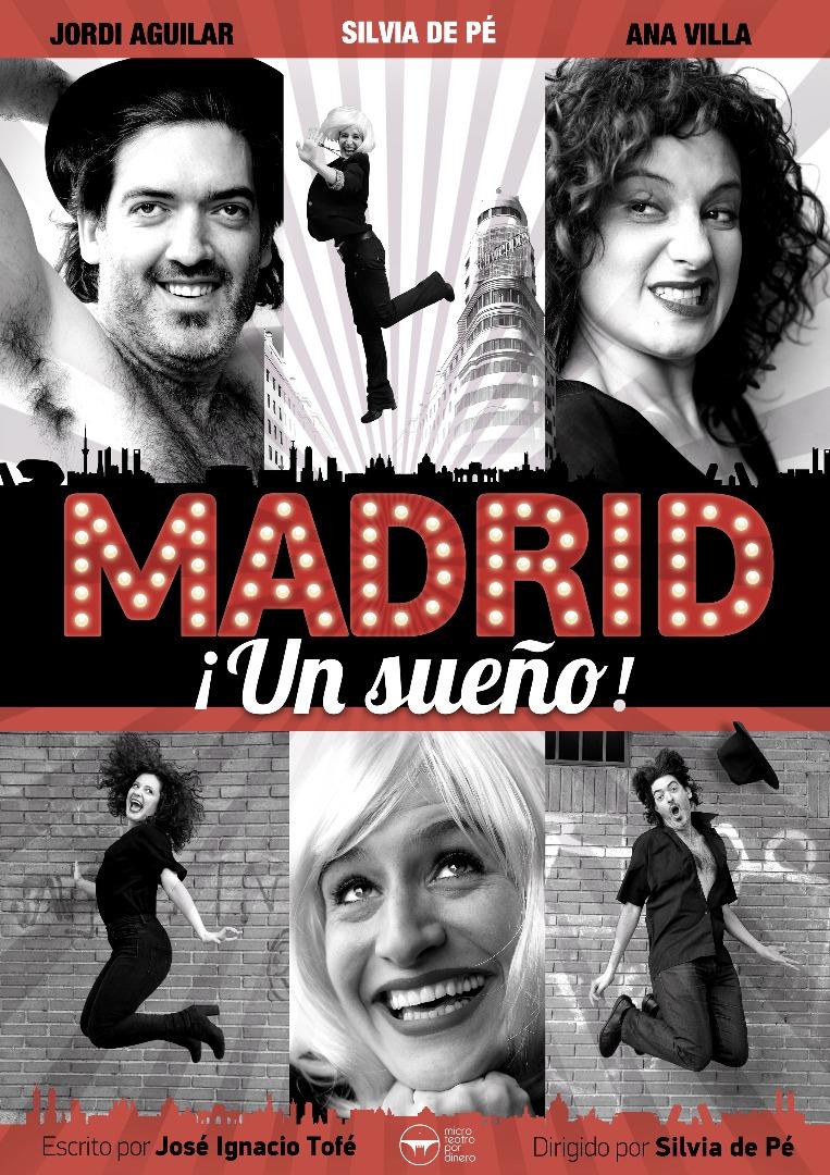 Madrid un sueño - Microteatro