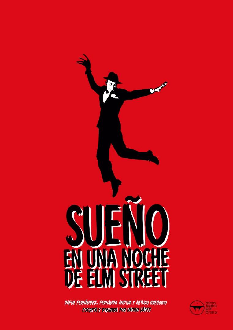 Sueño en una noche de Elm Street - Microteatro