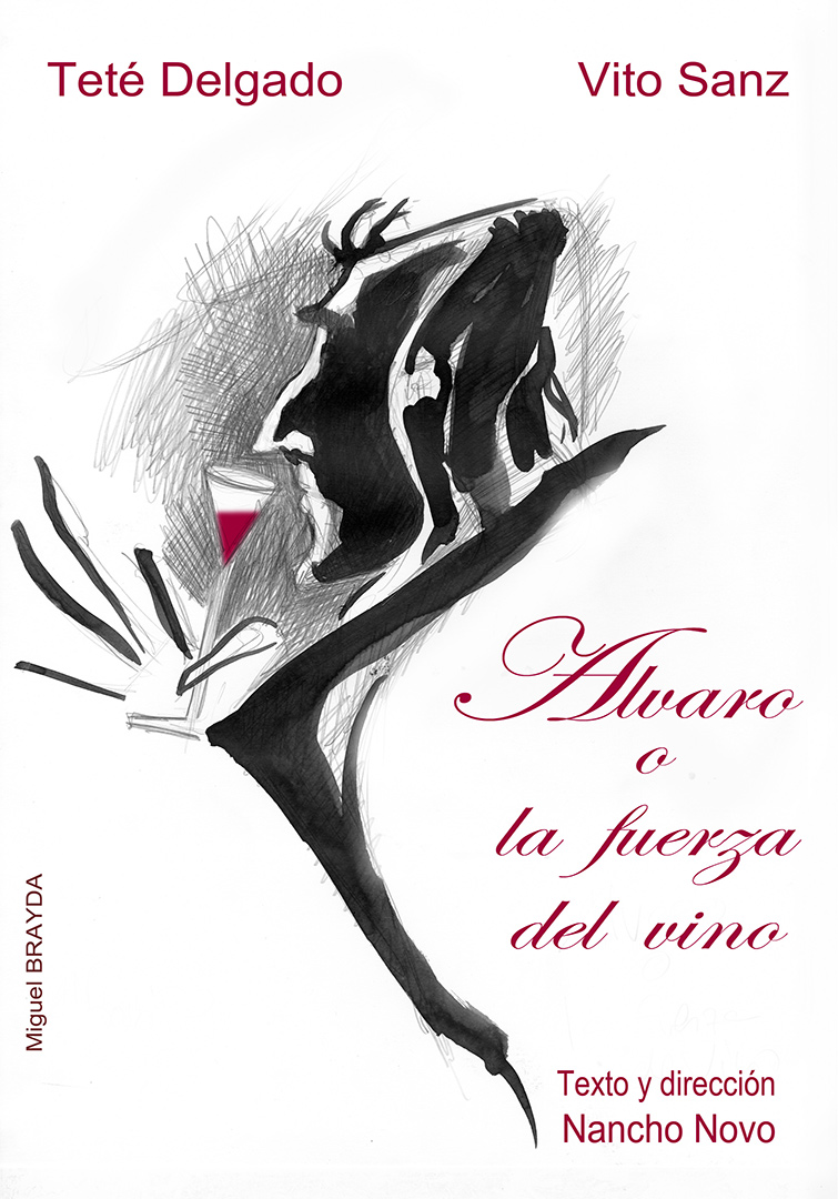 Álvaro o la fuerza del vino - Microteatro