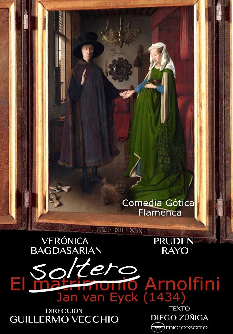 El Soltero Arnolfini - Microteatro