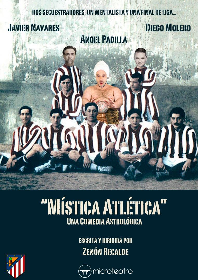 Mística atlética - Microteatro