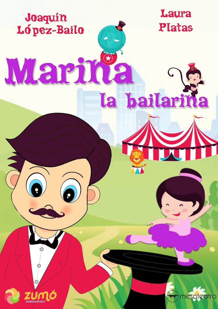 Marina la bailarina - Microteatro