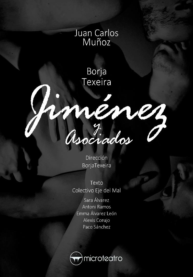 Jiménez y Asociados - Microteatro