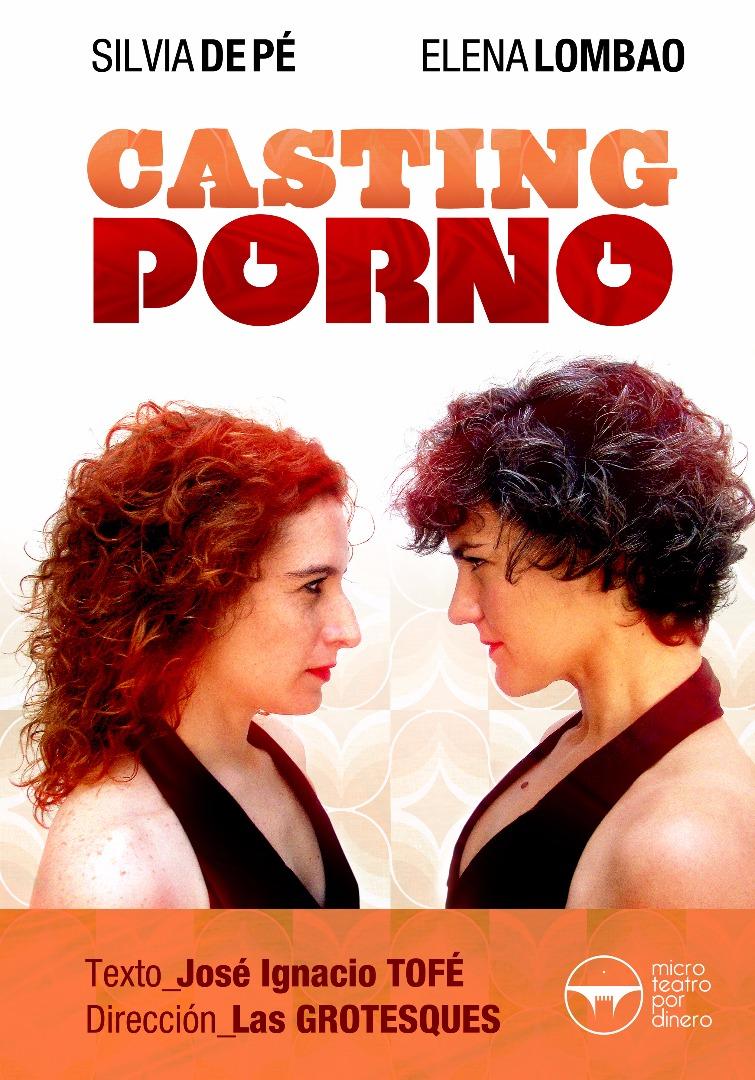 Casting PORNO - Microteatro