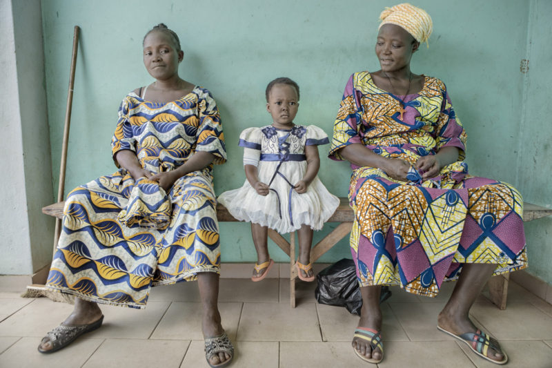 La piel de África –Microteatro