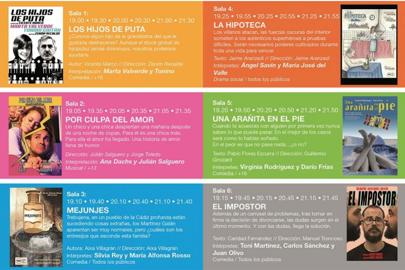 Festival L'Hort de Colón Benidorm