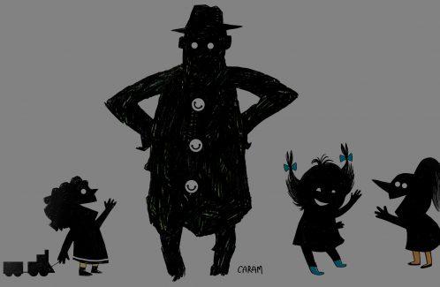 Ilustración de Caram